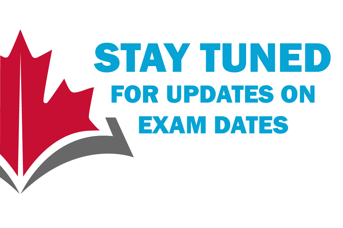 Stay Tuned for Regular Updates regarding Exam Dates