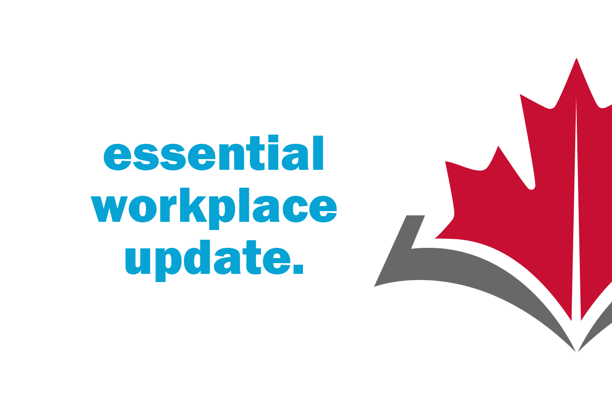 CAPR able to continue operations as an essential workplace