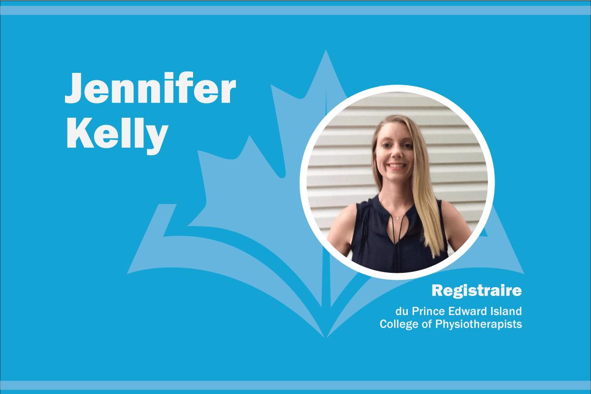 Faites connaissance avec Jennifer Kelly