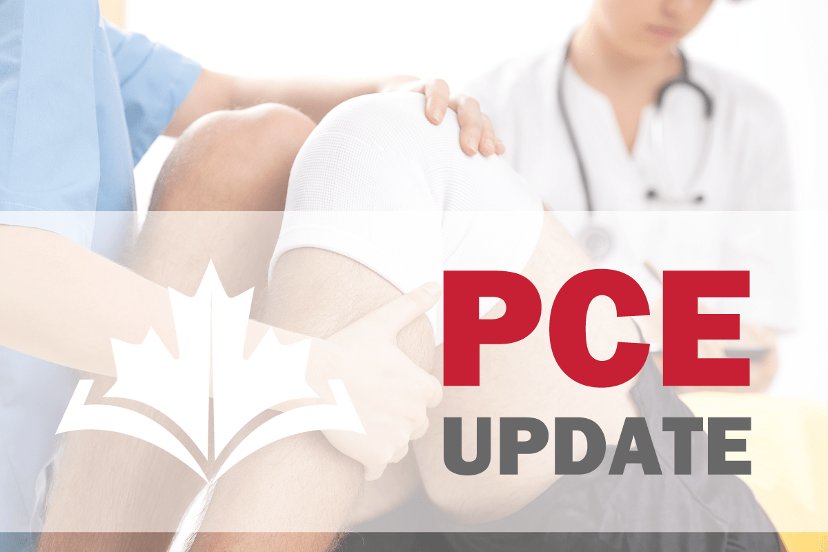 PCE Clinical Component: Status Update