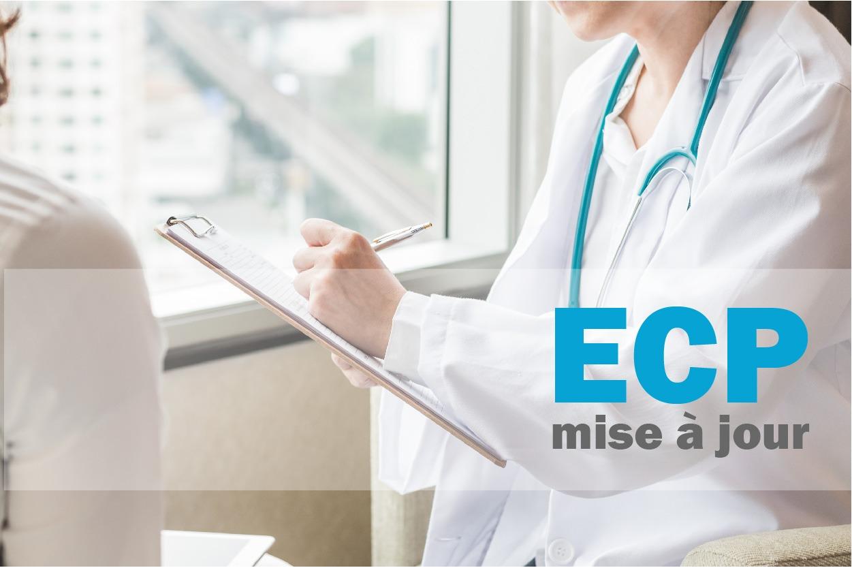 L'ECP de 2021 sera élaboré à partir du plan directeur de l'examen actuellement en vigueur