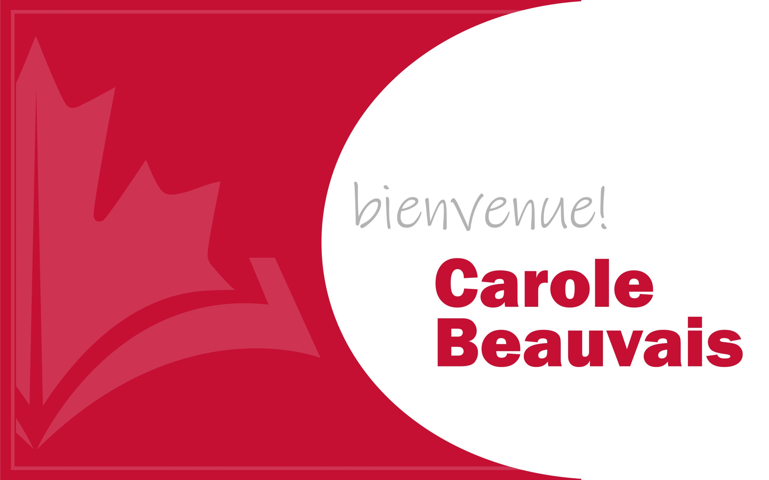 Carole Beauvais se joint à l'ACORP à titre de directrice nationale des services d'évaluation